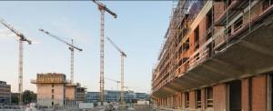 Freilager Baustelle Juni 2015